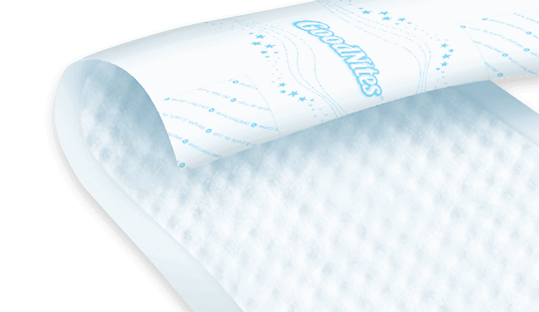 GoodNites® Disposable Bed Mats detail