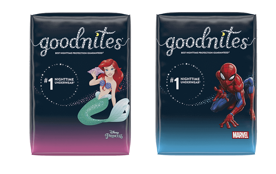 Goodnites® NightTime Underwear
