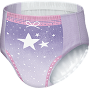 Butterfly Girls GoodNites® Pants